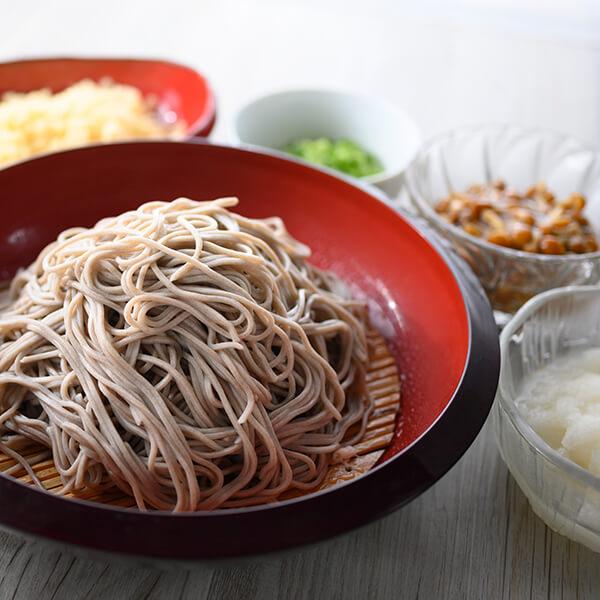 10月 江丹別新そばのお好み割小蕎麦